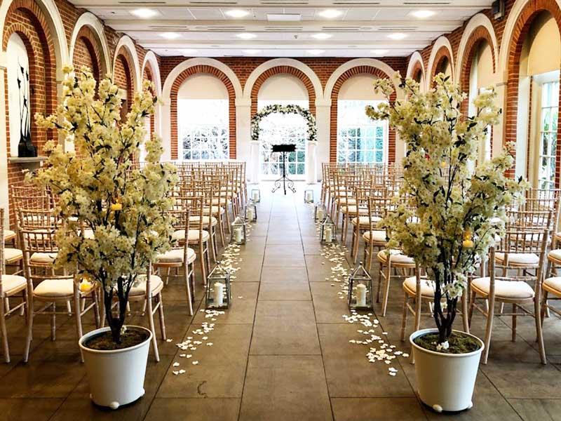 WeddingVenueTrees
